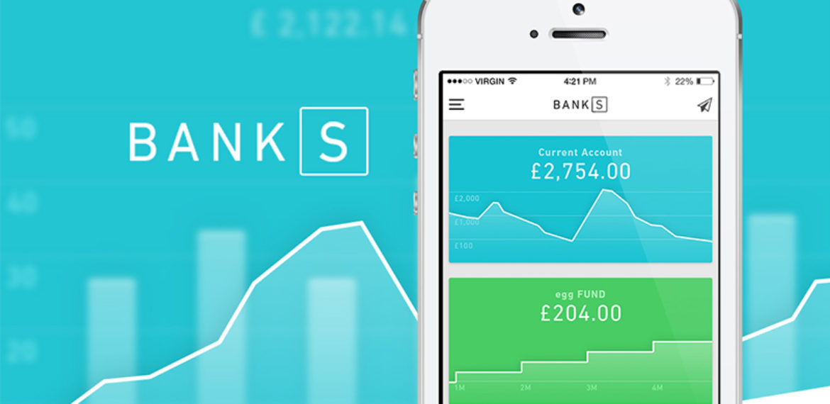 Bank iOS Ui design for Sell