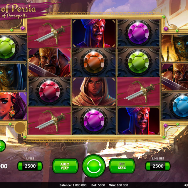 Pack of Slots Game design